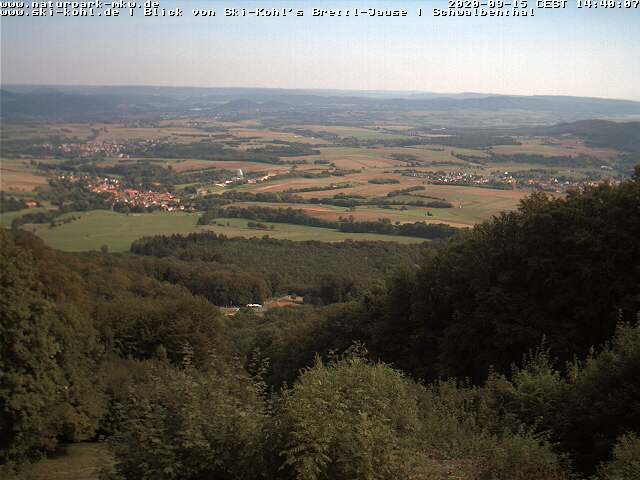 Naturpark Webcam